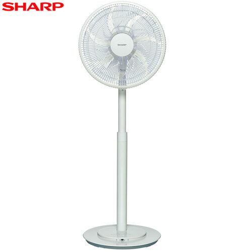 SHARP夏普PJ-S14GADC靜音馬達14吋電扇立扇電風扇