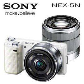 【福利品出清】SONY NEX-5ND NEX-5N 雙鏡組16mm +18-55mm 分期0利率 免運 最後限量下殺