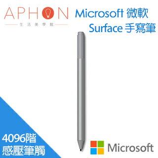 【Aphon生活美學館】Microsoft 微軟 Surface 手寫筆 (白金)
