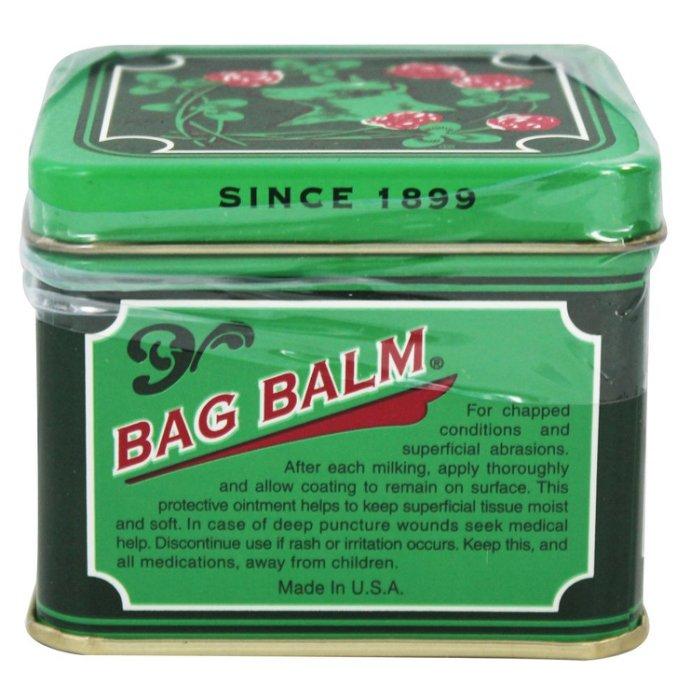 ~彤彤小舖~Bag Balm 寵物護掌霜 多 護膚滋潤膏 居家萬用膏 8oz 美國品牌