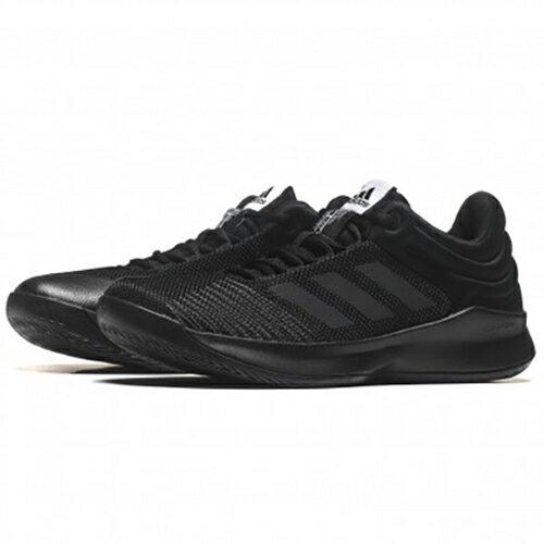 AdidasPROSPARKLOW2男鞋籃球實戰耐磨透氣黑【運動世界】BB7539