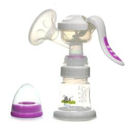 貝喜力克Basilic 手動吸乳器-粉色(D288)『121婦嬰用品館』