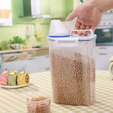 日式防潮儲物密封罐 儲物罐 米罐 儲物罐 防潮密封罐 食品收納罐 食罐 收納罐 密封米箱 米桶 廚房收納罐 米箱 0112