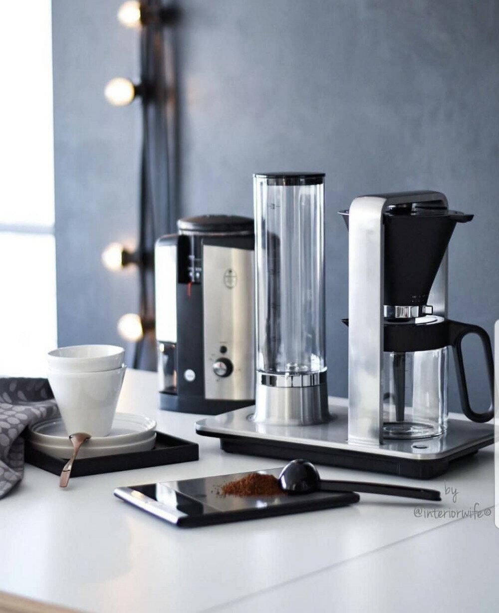 《贈Svart冠軍濾杯》【挪威Wilfa】Svart 北歐滴漏式咖啡機 1