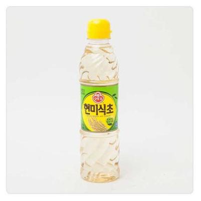 奧多吉 韓國 玄米醋 500ml