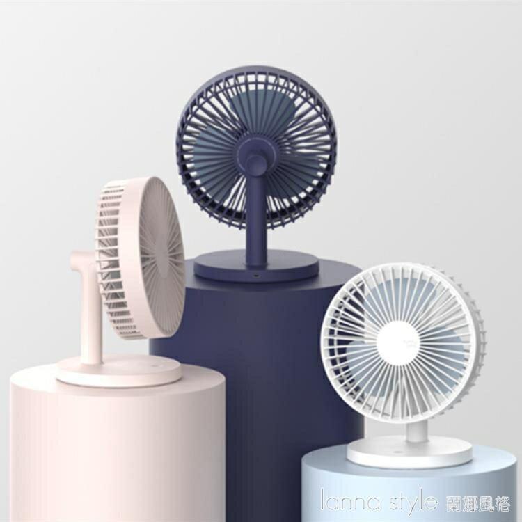 新款桌面大風力風扇創意usb小風扇臺式迷你靜音充電風扇 全館新品85折