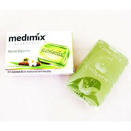 【敵富朗超巿】MEDIMIX寶貝美膚皂-淺綠色 0