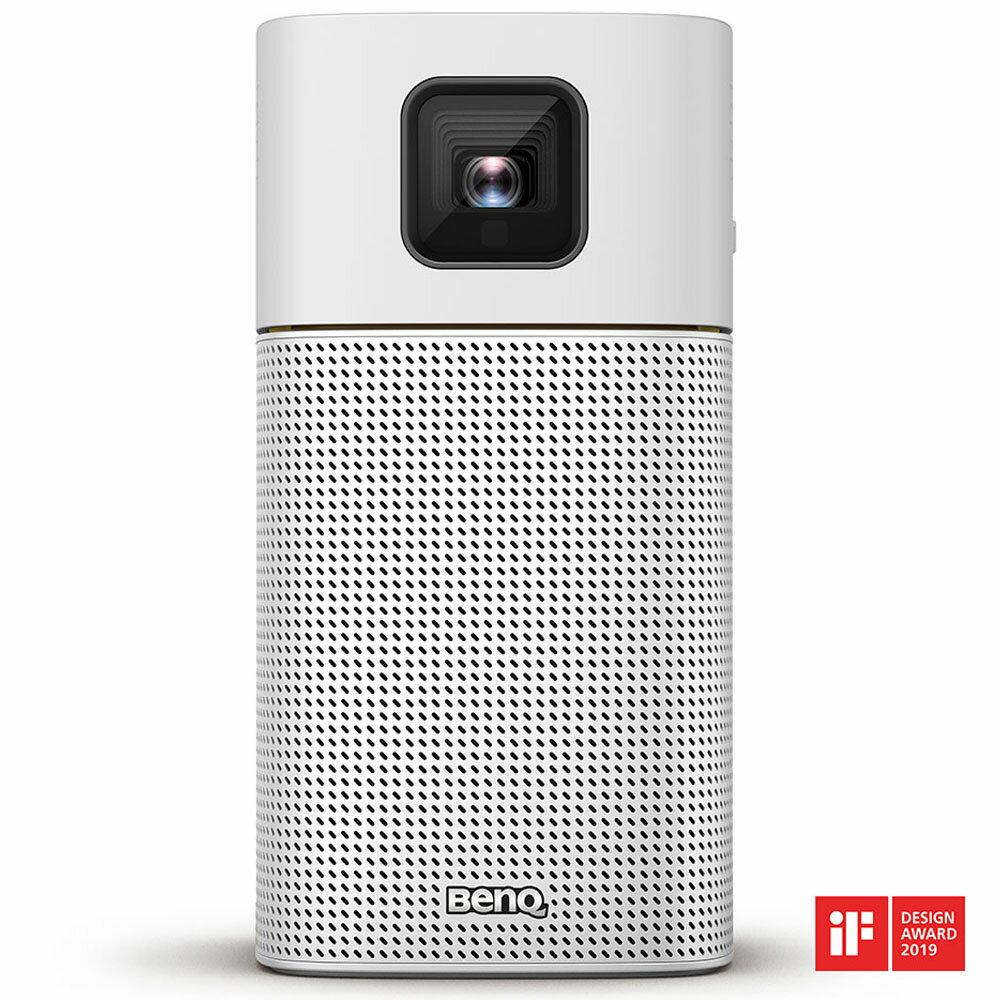 特賣 ▶ BENQ 無線行動 迷你 投影機 GV1 輕巧簡便 公司貨 【加贈HDMI線】 1
