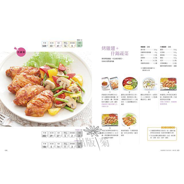 低醣生酮廚房:小小米桶親身實踐-不挨餓、超美味、好省時的健康享瘦配方! 7