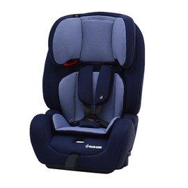 【淘氣寶寶】荷蘭 MAXI-COSI Aura 跨階段成長型汽車座椅 藍色【公司貨】