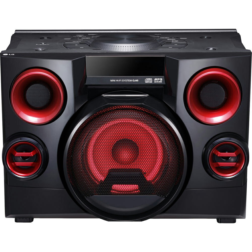 LG OJ45 120W Hi-Fi Entertainment System 0