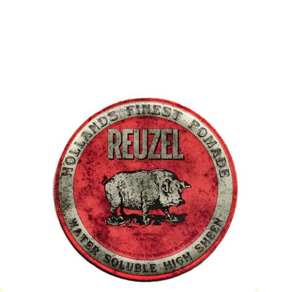 【EST】Reuzel Red Pomade 豬油 油頭 水洗式髮油 紅 [RZ-0001-069] F0720 0