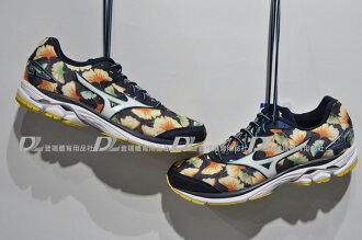 【登瑞體育】MIZUNO 男慢跑鞋 WAVE RIDER 20大阪紀念款 - J1GD170801