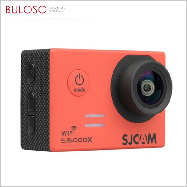 《不囉唆》SJCam SJ5000X 4K菁英版 極限運動攝影機 防水/錄影/相機(可挑色/款)【EGSJ5X】
