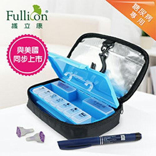 Fullicon護立康糖友收納包【德芳保健藥妝】(顏色隨機出貨)