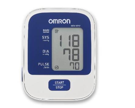 歐姆龍血壓計HEM-8712,三年保固,網路不販售