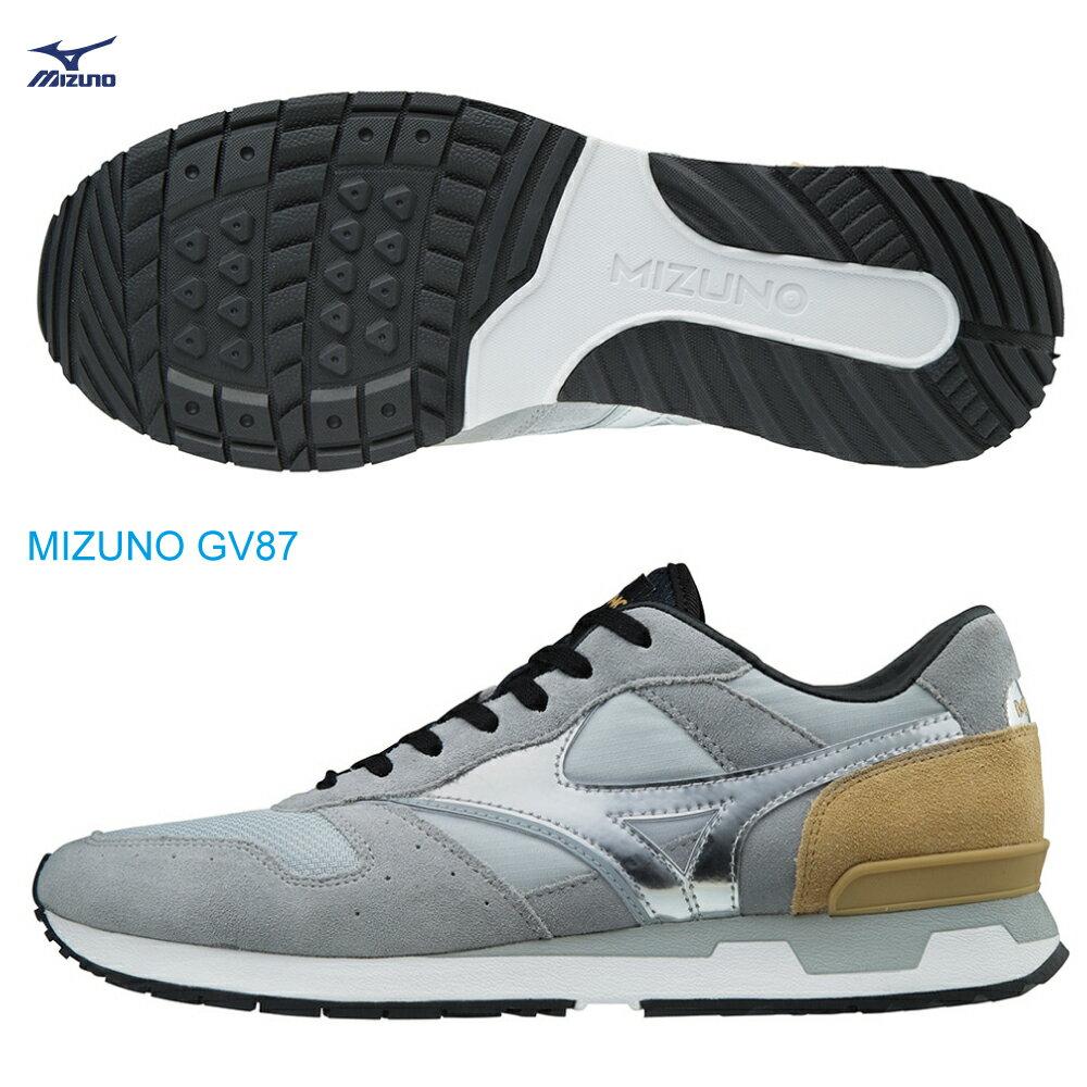 D1GA180603  MIZUNO 1906 GV87 休閒款慢跑鞋 【美津濃MIZUNO】 - 限時優惠好康折扣