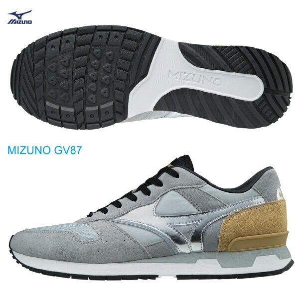 D1GA180603MIZUNO1906GV87休閒款慢跑鞋【美津濃MIZUNO】
