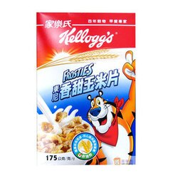 家樂氏 東尼香甜玉米片 175g/盒