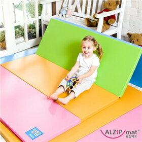 韓國【Alzipmat】繽紛遊戲墊-精靈色系 (SG)(240x140x4cm) 1