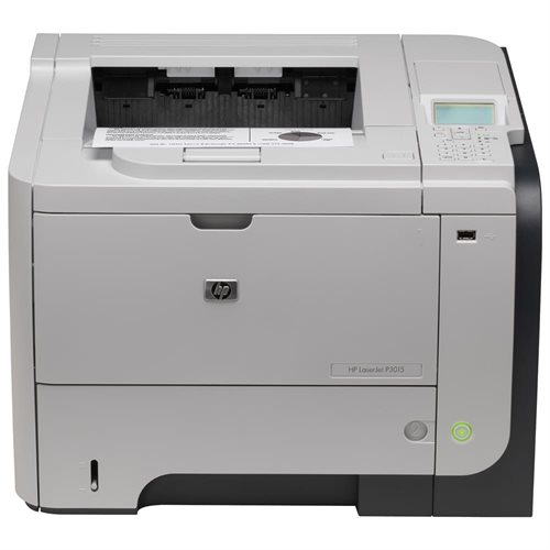 HP LaserJet Enterprise P3015DN Printer - Monochrome - 1200 x 1200 dpi - USB - Gigabit Ethernet - PC, Mac 0