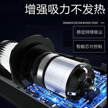 車載吸塵器大功率強力家用車用幹濕兩用小型汽車12v用手持可攜式 5