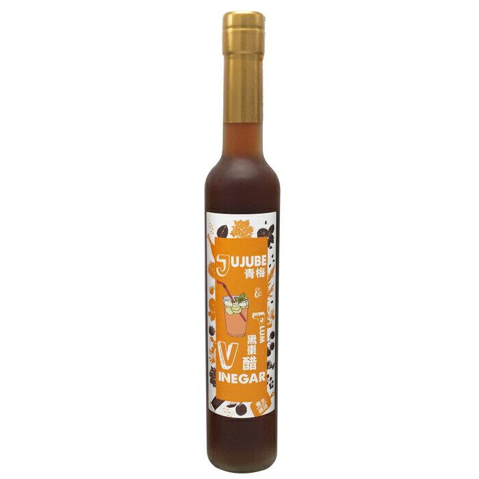 【送禮首選】青梅黑棗醋380ML /  健康果醋 /  促進新陳代謝 /  天然釀造 3
