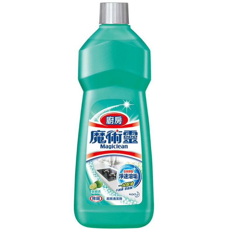 魔術靈 廚房清潔劑 萊姆香 經濟瓶 500ml