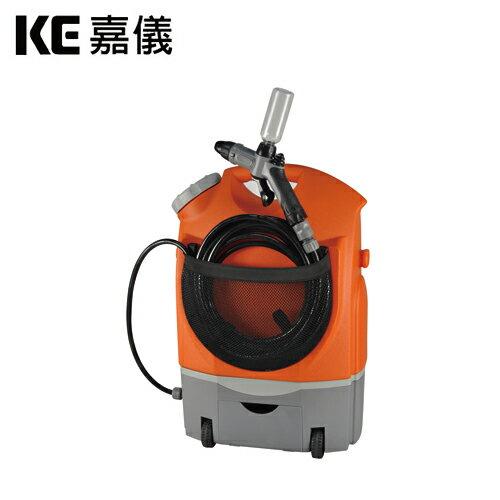 嘉儀iwasher充電式行動高壓清洗機KEC-17【三井3C】