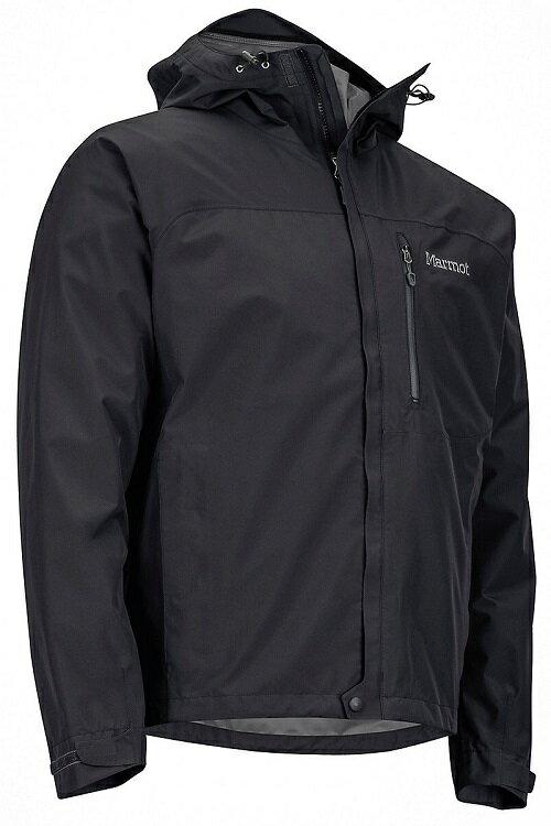 【【蘋果戶外】】Marmot 31020-0001 黑色 美國 男 Knife Edge Paclite GORE-TEX 土撥鼠 防水外套 GTX 防風外套 風衣雨衣 風雨衣