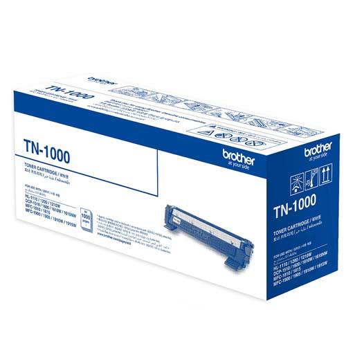 【史代新文具】兄弟牌Brother TN-1000 黑色原廠碳粉匣
