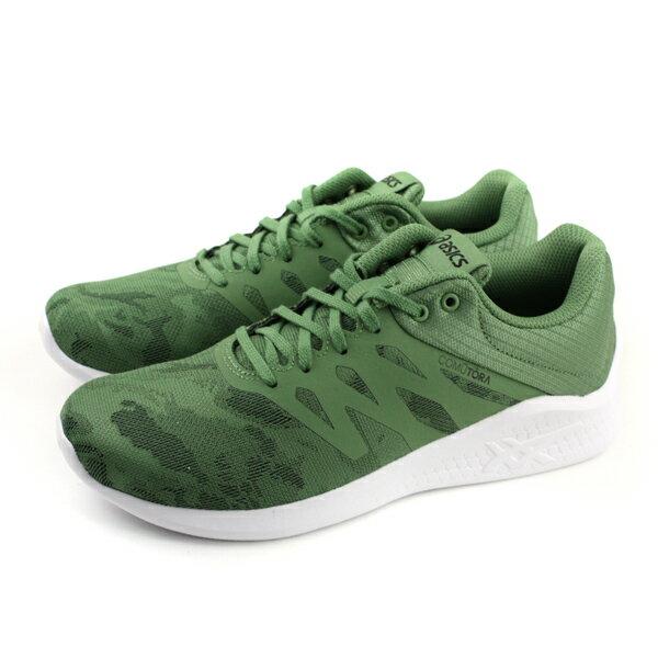 亞瑟士ASICSCOMUTORAMX運動鞋草綠色男鞋1021A013-300no352