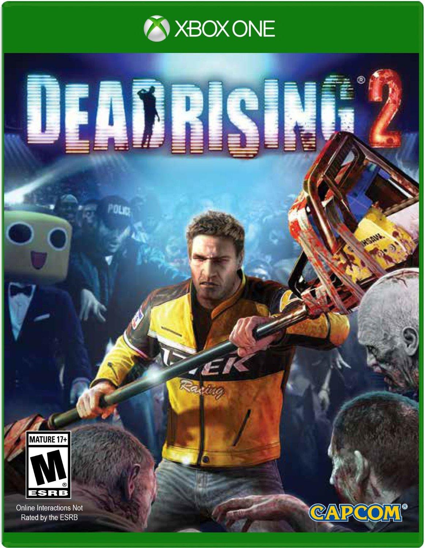 預購中 9月27日發售 亞洲英文版 [限制級] XBOX ONE 死亡復甦 2