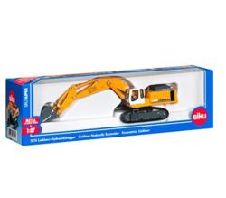 (卡司 正版現貨) 德國小汽車 SIKU 挖土機 SU1874 兒童禮物 模型車 玩具車