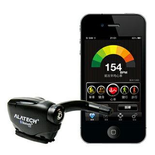 ALATECH iPhone專用 藍牙4.0 自行車碼錶測速器