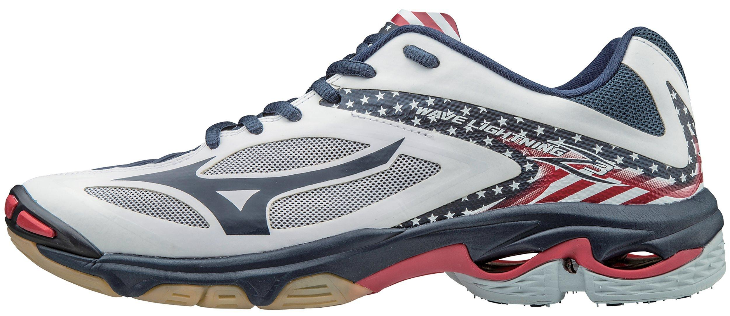 Mizuno  Mizuno Women s Wave Lightning Z3 Volleyball Shoes  f600f1b8b5c