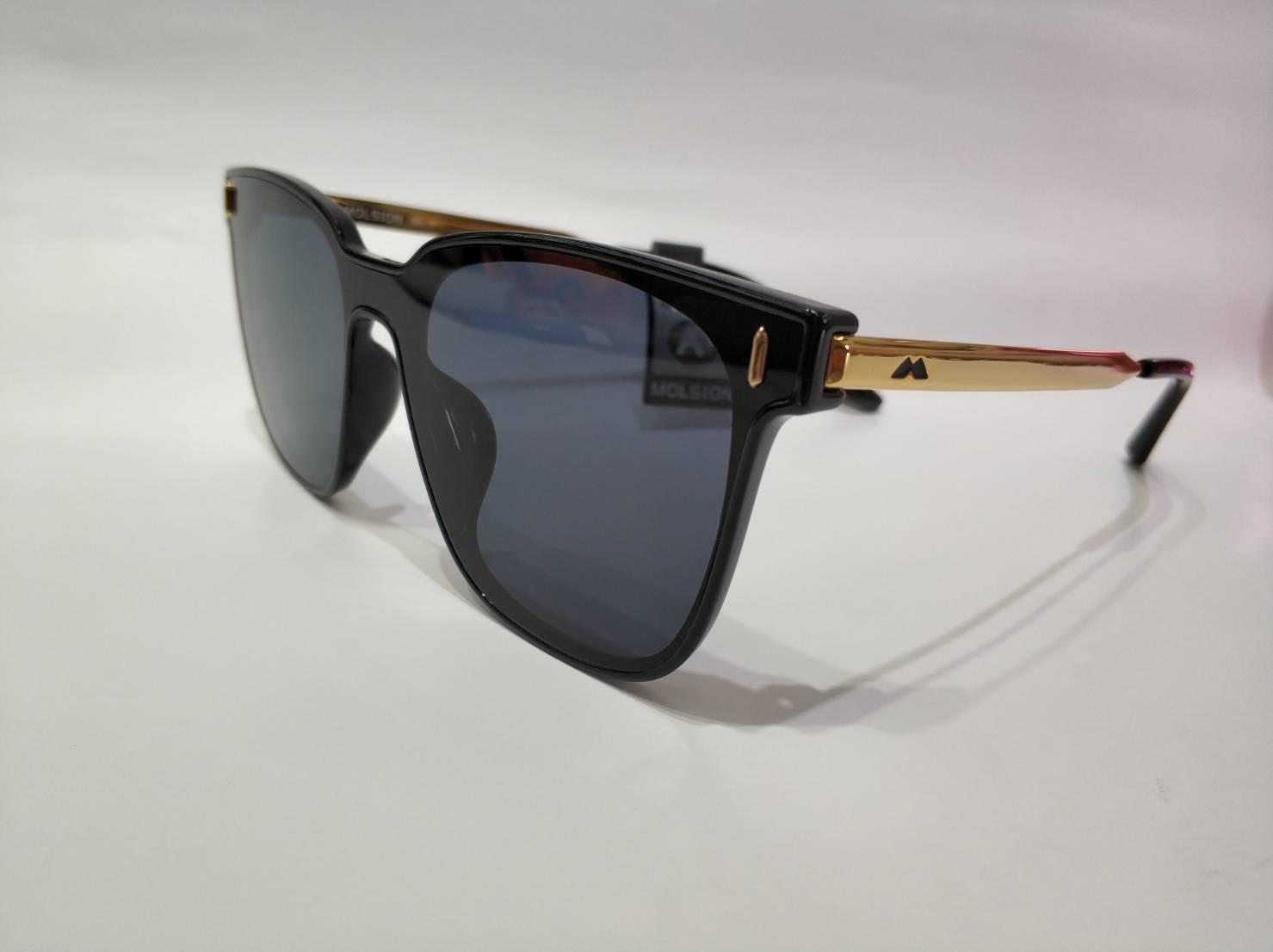 楊一天代言 MOLSION 陌森 大牌時尚流行墨鏡 遮陽效果好的太陽眼鏡 楊一天明星代言)MS5020
