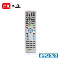 【PX大通】奇美全機型電視遙控器 防誤觸設計《MR-2000》台灣製造 全新原廠一年保固