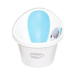 英國Shnuggle 澡盆/浴盆-寶貝藍