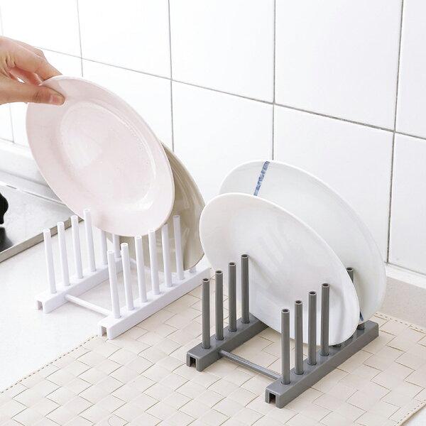 組裝碗盤鍋蓋瀝水架(不挑色)LOR2198