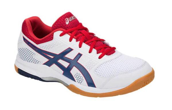 【登瑞體育】ASICS男款排羽鞋_B706Y100