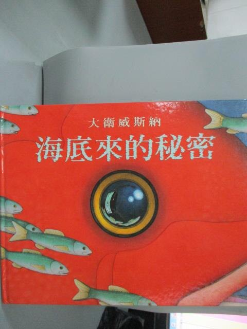 ~書寶 書T2/少年童書_ZCY~海底來的秘密_大衛威斯納