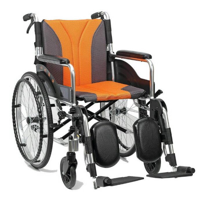 骨科腳輪椅鋁合金輕型 JW-155