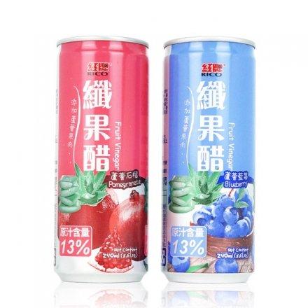 紅牌纖果醋 1入 240ml【櫻桃飾品】【27589】