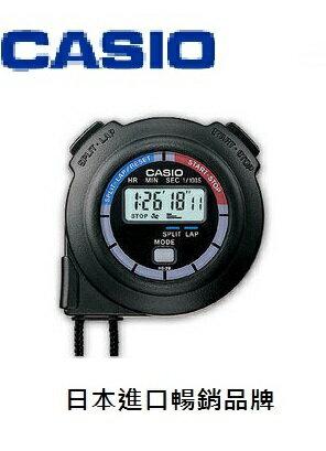 CASIO 卡西歐 HS-3V 單組記憶碼錶 / 個