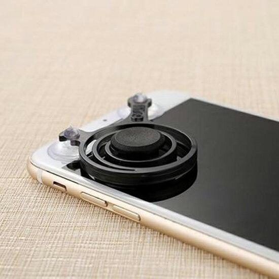 ♚MY COLOR♚ 果凍色系手機搖桿 遊戲搖桿 吸盤搖桿 類比搖桿 遊戲神器 免藍芽 【P57】
