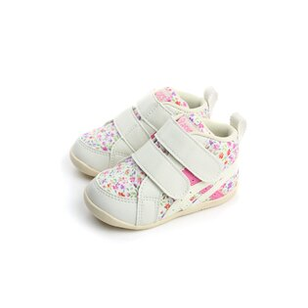 亞瑟士ASICS布鞋童鞋白色小童TUF111-65Fno309