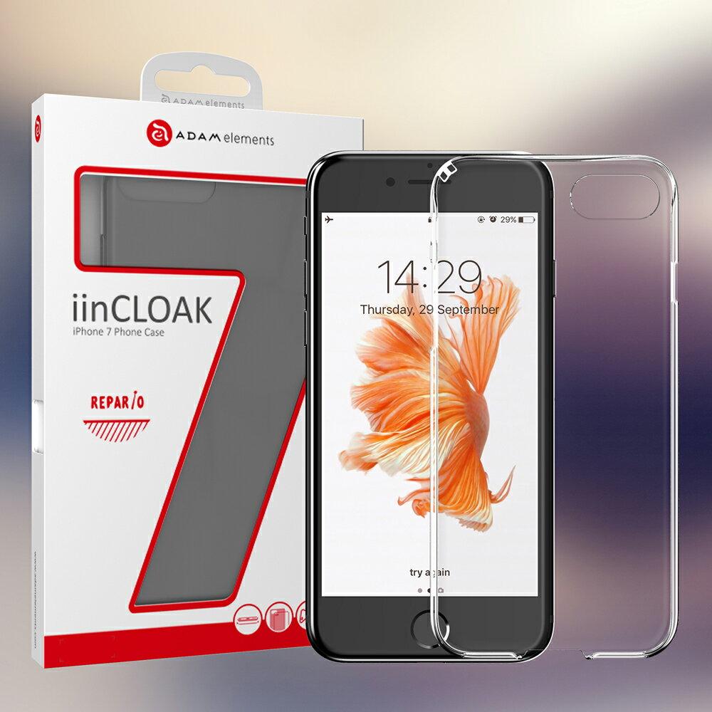 iinCLOAK 7 保護殼i phone 7 Plus - 透明(買一送一) 0