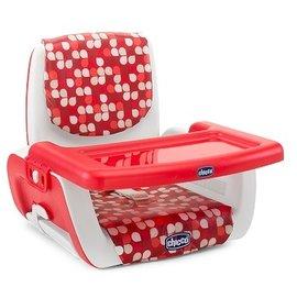 【淘氣寶寶】2016年新款 義大利 Chicco Mode 攜帶式兒童餐椅.兒童餐椅.可調餐桌椅【保證原廠公司貨】【圈圈紅】