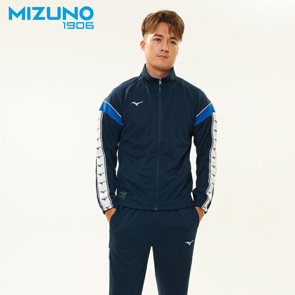 MIZUNO SPORTS STYLE 男款針織外套 D2TC953162(紅)【美津濃MIZUNO】